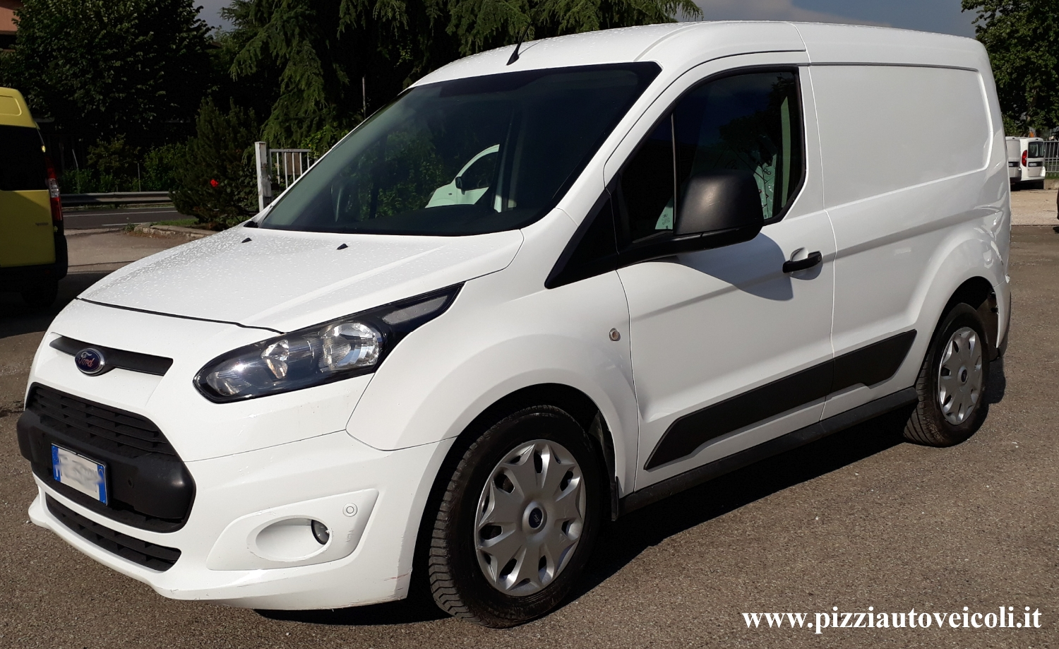 FORD TRANSIT CONNECT 3 POSTI 2016 [M83]