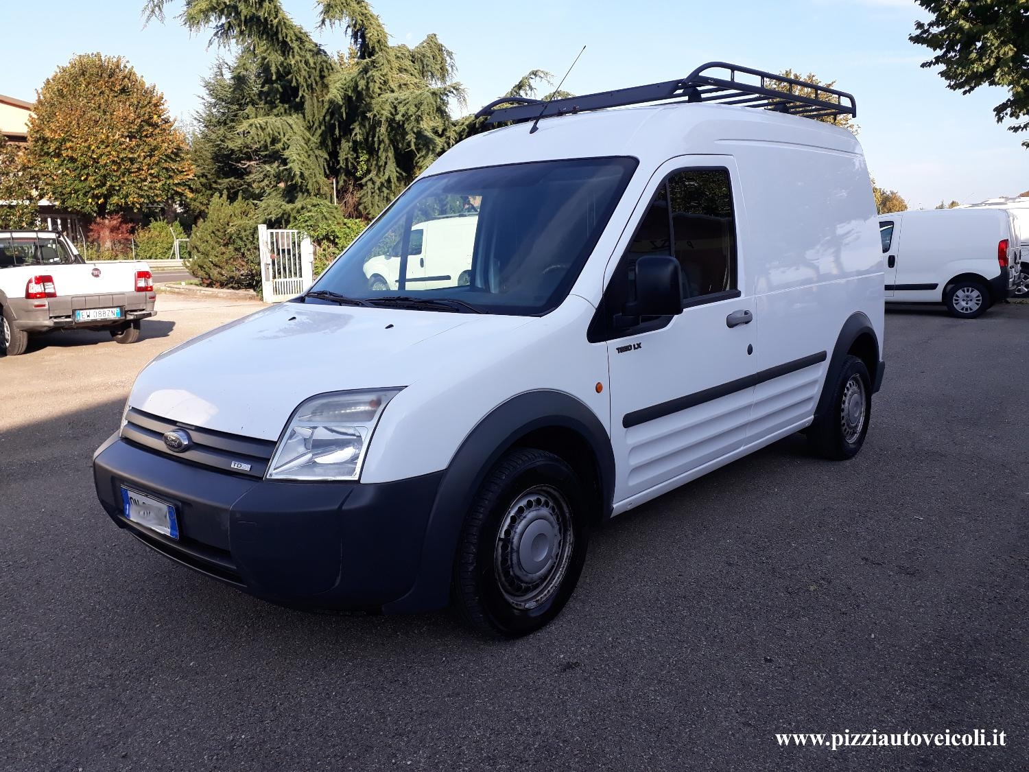 FORD TRANSIT CONNECT [M102]