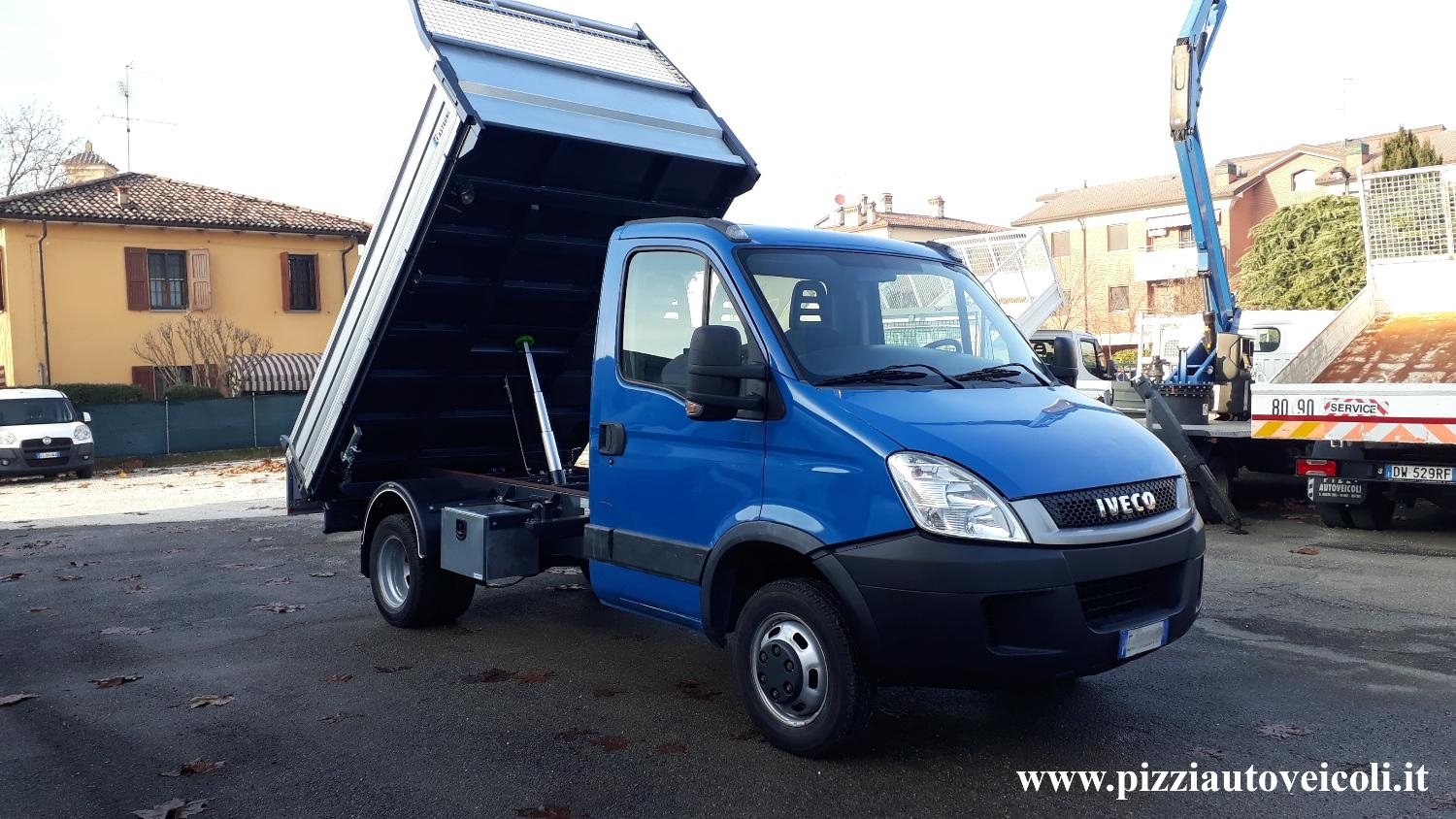 IVECO DAILY 35C11 RIBALTABILE [R70]