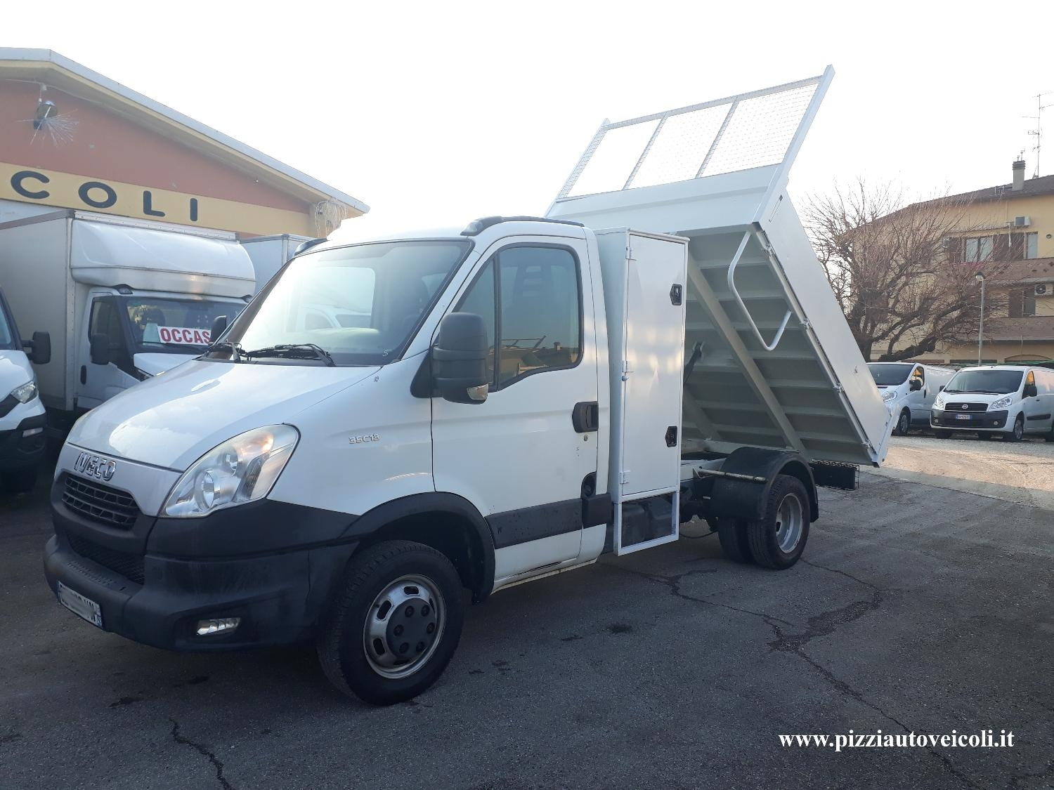 IVECO DAILY 35C13 RIBALTABILE 2012 [R72]